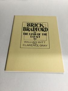 Brick Bradford In The Land Of The Lost Oversized Sc Softcover B19