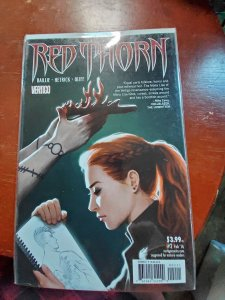 Red Thorn #2 (2016)