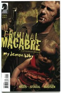 CRIMINAL MACABRE - My DEMON Baby #1 2 3 4 , NM, Steve Niles, Tim Bradstreet,2007