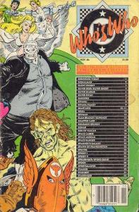 Who's Who: The Definitive Directory of the DC Universe #21, VF+ (Stock p...