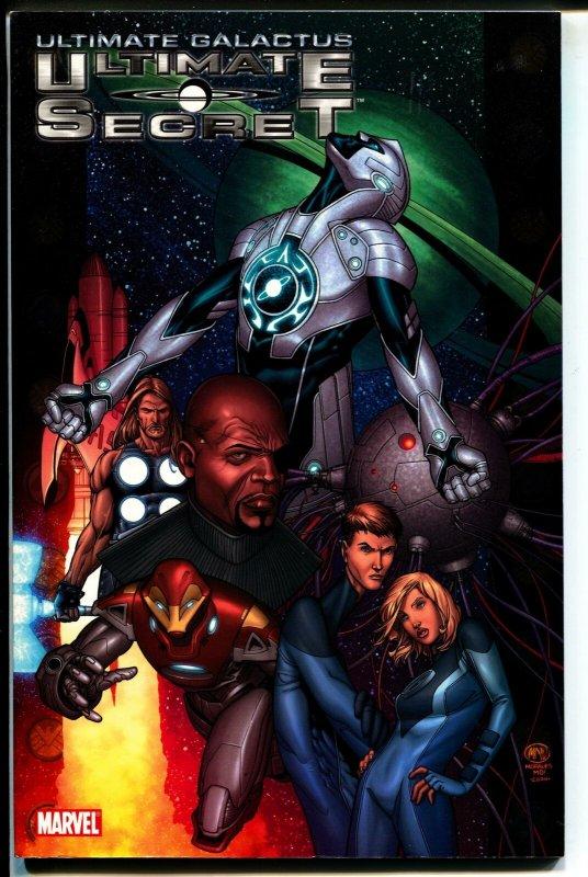 Ultimate Galactus:Secret- #2-Warren Ellis