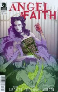 Angel & Faith: Season 10 #18, NM + (Stock photo)