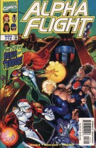 Alpha Flight (1997 series) #16, VF+ (Stock photo)