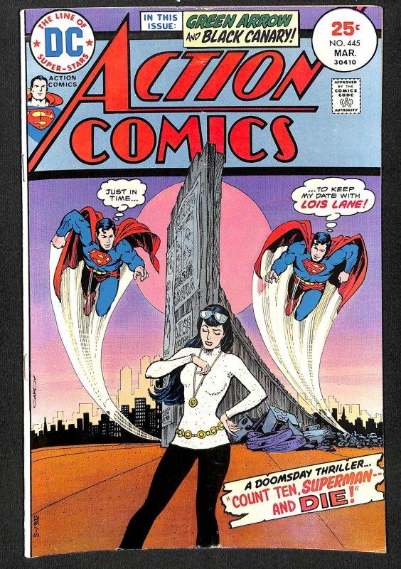 Action Comics #445 (1975)