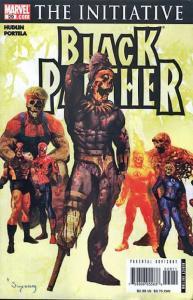 Black Panther (2005 series) #29, VF+ (Stock photo)