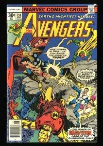 The Avengers #159 VF/NM