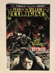 Year of the Villain: Hell Arisen #1 (2020)