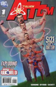 All New Atom, The #1 VF/NM; DC | save on shipping - details inside