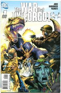 The WAR that TIME FORGOT #1 2 3 4 5 6 7 8 9 10 11 12, VF/NM, Dinosaurs vs DC