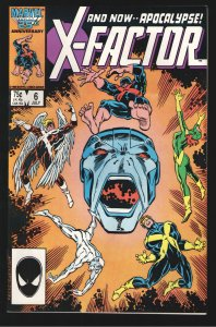 X FACTOR 6 NM++ 9.4;1st FULL APPEARANCE of  APOCALYPSE