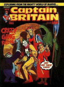 Captain Britain (2nd Series) #2 FN; Marvel | save on shipping - details inside