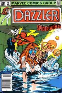 Dazzler #15, NM- (Stock photo)
