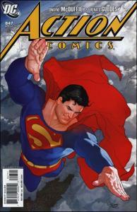 DC ACTION COMICS (1938 Series) #847 VF/NM
