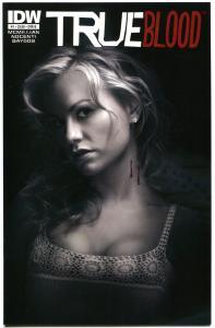 TRUE BLOOD #1, VF/NM, Photo Variant, Vampire, Sookie, 2012, more in store