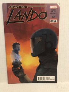 Star Wars: Lando (ES) #4 (2016) Unlimited Combined Shipping On all Items In O...