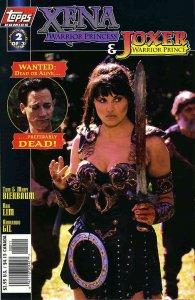 Xena: Warrior Princess/Joxer: Warrior Prince #2SC FN; Topps   save on shipping -