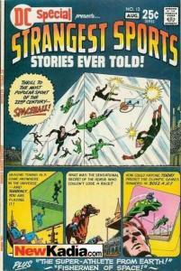 DC Special #13, Fine-