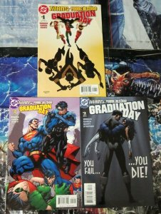 TITANS/YOUNG JUSTICE GRADUATION DAY (2003)1-3