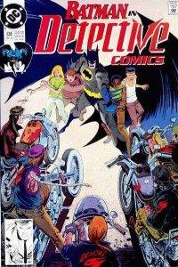 Detective Comics (1937 series) #614, NM (Stock photo)
