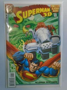 Superman 3-D #1 NM (1998)