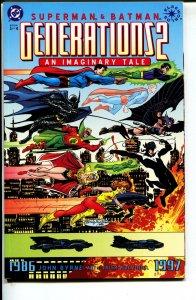 Superman & Batman: Generations 2-#3-John Byrne-Paperback