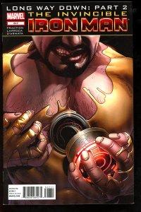 Invincible Iron Man #517 (2012)