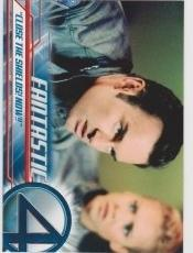 2005 Upper Deck Fantastic Four Movie CLOSE THE SHIELDS! NOW!! #18