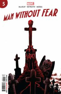 Man Without Fear #5 Daredevil (Marvel, 2019) NM