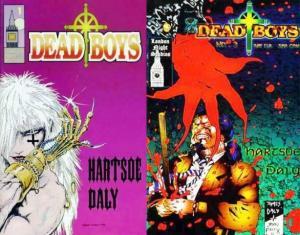 DEAD BOYS (1993 LONDON NIGHT) 1-2  O'BARR & HARTSOE