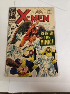 X-Men 27 5.5 FN- Fine -