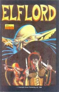 Elflord (March 1986 series Volume 1) #2, NM- (Stock photo)