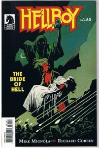HELLBOY BRIDE of HELL, NM, Richard Corben, Mike Mignola, 2009, more RC in store