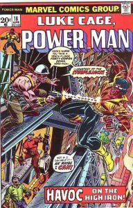 Luke Cage, Power Man #18 (Apr-74) VF/NM+ High-Grade Luke Cage