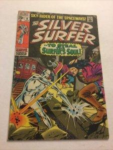 Silver Surfer 9 Gd+ Good+ 2.5 Marvel Comics
