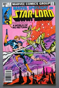 Marvel Spotlight 7 (Star-Lord  VF/Better     See Actual Photo