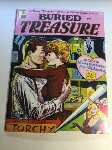 Buried Treasure 2 Nm Near Mint Magazine