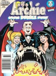 Archie's Double Digest Magazine #272 VF; Archie   save on shipping - details ins