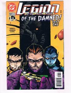 Legion Of Super-Heroes # 122 VF DC Comic Books Green Lantern JLA Superman!! SW13