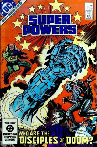 Super Powers  #1 (1984)