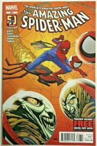 AMAZING SPIDER-MAN#697 VF/NM 2013 MARVEL COMICS