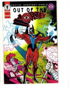 12 Out Of The Vortex Dark Horse Comic Books # 1 2 3 4 5 6 7 8 9 10 11 12 CR29