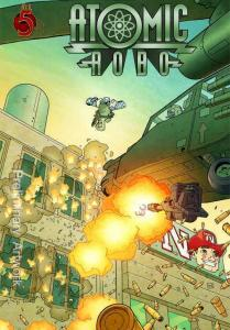 Atomic Robo and the Ghost of Station X #3 VF/NM; Red 5 | save on shipping - deta