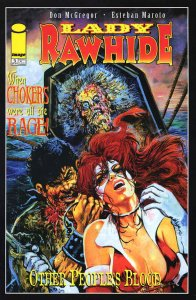 Lady Rawhide: Other People's Blood #5 VF/NM; Image | save on shipping - details