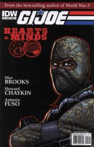 G.I. Joe: Hearts And Minds #2A VF/NM; IDW | save on shipping - details inside