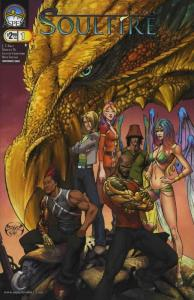 Soulfire (Michael Turner's…,Vol. 2) #1B FN; Aspen | save on shipping - details i