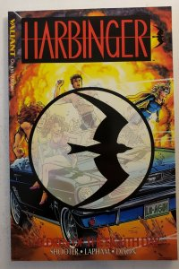 HARBINGER: CHILDREN OF THE EIGHTH DAY TPB SOFT COVER VALIANT GRAPHIC NOVEL