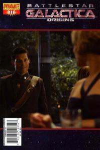 Battlestar Galactica: Origins #11B VF/NM; Dynamite | save on shipping - details