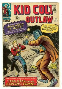 Kid Colt Outlaw 127   Iron Mask