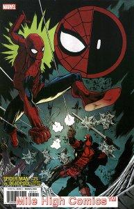 SPIDER-MAN/DEADPOOL (2015 Series) #23 HEPBURN Near Mint Comics Book