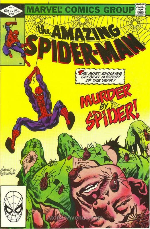 Amazing Spider-Man, The #228 VF/NM; Marvel | save on shipping - details inside